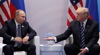 Trump bị tố che giấu nội dung trao đổi với Putin