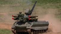 Nga chính thức trang bị robot chiến đấu Uran-9