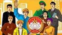 Chăm lo công tác đoàn kết tôn giáo