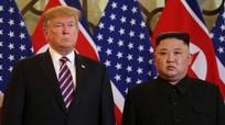 Triều Tiên thừa nhận thượng đỉnh Trump - Kim không có kết quả