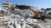 Nga dội bom vào kho vũ khí của khủng bố ở Idlib