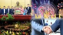 [Infographics] Kết quả công tác đối ngoại tỉnh Nghệ An quý I/2019