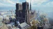 [Infographics] Nhà thờ Đức Bà Paris - biểu tượng của nhân loại