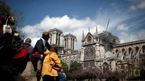 Tháp Nhà thờ Đức Bà Paris sẽ có thiết kế mới?