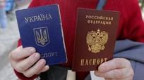Nga không cần Ukraine công nhận hộ chiếu cấp cho Donbass
