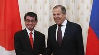 Nga - Nhật mở vòng đàm phán mới về hiệp ước hòa bình