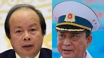 Thứ trưởng Bộ Tài chính Huỳnh Quang Hải và Đô đốc Hải quân Nguyễn Văn Hiến bị kỷ luật
