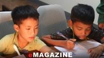 'Giấc mơ có thật' của hai cậu bé mồ côi