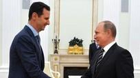 Tổng thống Putin khẳng định sát cánh Syria đi đến 'thắng lợi cuối cùng'