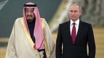 Tổng thống Nga Putin thăm Saudi Arabia, Mỹ đứng ngồi không yên