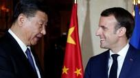 Tổng thống Pháp đến thăm Trung Quốc: Tránh làm kẻ thua cuộc!