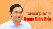 [Infographics] Chân dung đồng chí Hoàng Nghĩa Hiếu