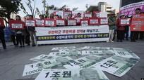 Cuộc mặc cả 5 tỷ USD và 'phép thử' tình đồng minh Mỹ - Hàn
