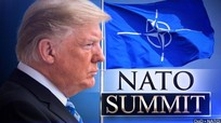 Tầm nhìn NATO phụ thuộc vào 'ẩn số' Donald Trump
