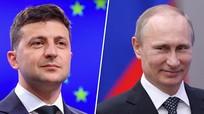 Cuộc gặp Putin - Zelensky: Đọ sức nặng hòa bình và chủ quyền