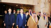 Thăm Trung Đông - bước đi chiến lược của Thủ tướng Nhật Bản