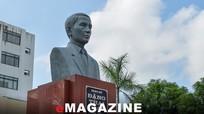Về một bức tượng Giáo sư Đặng Thai Mai