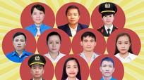 [Infographics] Chân dung 10 đảng viên trẻ xuất sắc