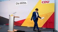 'Chệch đường ray' trong chuyển giao quyền lực ở Đức