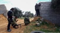 Liên minh châu Âu liệu có ngăn nổi 'kho đạn' Libya?