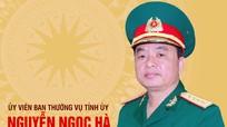 [Infographics] Chân dung tân Ủy viên Ban Thường vụ Tỉnh ủy Nguyễn Ngọc Hà