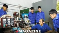 Trường Cao đẳng Việt - Đức Nghệ An: Đào tạo nghề gắn với thị trường lao động