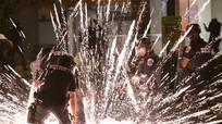 Căng thẳng đập phá và bạo loạn ở Hoa Kỳ