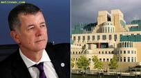 Trách nhiệm nặng nề của tân lãnh đạo cơ quan tình báo Anh Richard Moore