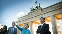 Đức 'rắn' với Trung Quốc: Đối đầu hay chỉ là 'đòn gió'?