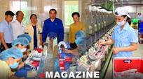 Tạo động lực cho doanh nghiệp Nghệ An phát triển bền vững