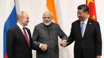 Nga - Trung - Ấn: Những rạn nứt và tính toán chiến lược