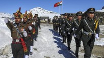 Trung - Ấn nhất trí giảm căng thẳng: Án binh tạm thời!