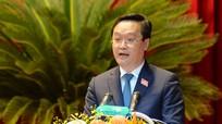 Chân dung đồng chí Nguyễn Đức Trung - Phó Bí thư Tỉnh ủy Nghệ An khóa XIX