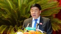 Chân dung đồng chí Nguyễn Văn Thông - Phó Bí thư Tỉnh ủy Nghệ An khóa XIX