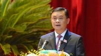 Chân dung đồng chí Thái Thanh Quý - Bí thư Tỉnh ủy khóa XIX
