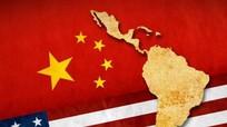 Mỹ đối diện với Trung Quốc ở 'sân sau'