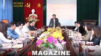 Ban Nội chính Tỉnh ủy: Góp phần đảm bảo an ninh chính trị, trật tự, an toàn xã hội