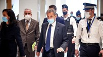 Cựu Tổng thống Pháp Nicolas Sarkozy bị tuyên án: Phán quyết đi vào sử sách