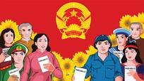Danh sách chính thức ứng cử viên đại biểu HĐND tỉnh Nghệ An khóa XVIII, nhiệm kỳ 2021-2026