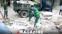 Vấn nạn rác thải xây dựng: Cần hành động cụ thể, quyết liệt