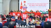 Đoàn ĐBQH tỉnh và HĐND tỉnh Nghệ An nhiệm kỳ 2016-2021 - Kỳ 1: Nghị quyết thực hiện sứ mệnh lịch sử