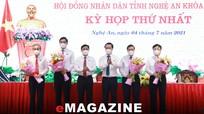 Danh sách lãnh đạo, Ủy viên UBND tỉnh Nghệ An nhiệm kỳ 2021 - 2026