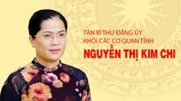 [Infographics] Chân dung tân Bí thư Đảng ủy Khối Các cơ quan tỉnh