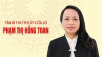 [Infographics] Chân dung tân Bí thư Thị ủy Cửa Lò
