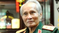 Trung tướng Nguyễn Quốc Thước: Nêu gương là nói và làm thật tâm, không dối trá