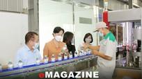 Đảng bộ Khối Doanh nghiệp tỉnh Nghệ An: Chủ động, sáng tạo, đồng hành cùng doanh nghiệp