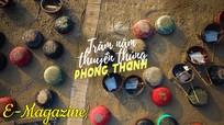Làng thuyền thúng Phong Thành