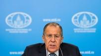 Ngoại trưởng Nga kêu gọi phối hợp hành động chống hiểm họa chung
