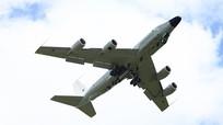Máy bay trinh sát của Không lực Mỹ bị phát hiện ở gần biên giới Nga