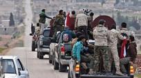 Quân Syria đã đến Afrin an toàn
